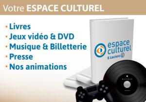 Votre Espace Culturel