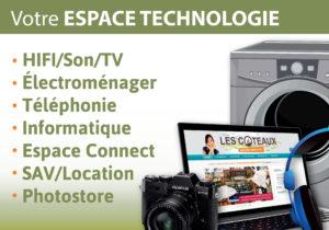 Votre Espace technologique