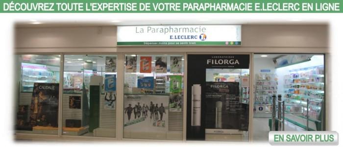 Parapharmacie | Les Coteaux | Centre Commercial Leclerc à