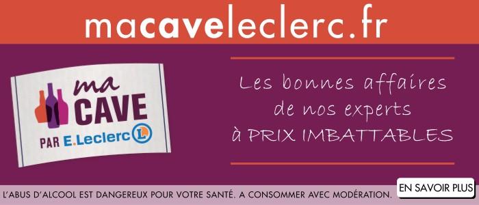 Hypermarché - Cave E.Leclerc