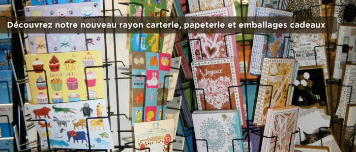 Presse - Rayon carterie/papeterie