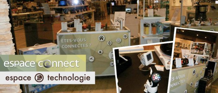 Espace Technologie - Espace connect
