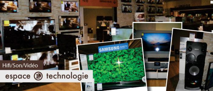 Espace Technologie - Hifi/Son/Vidéo
