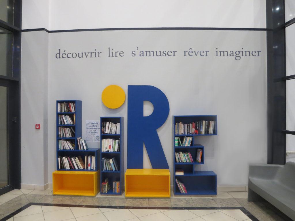 photo boite à livres